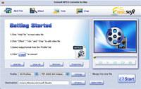 Emicsoft MPEG Converter for Mac