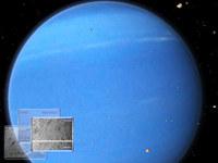 Neptune 3D Space Survey Screensaver for Mac OS X
