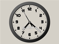 Theme Clock-7 screenshot medium