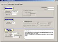 TSC - Loan Calculation - Express Edition