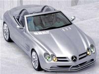 Mercedes Car Screensaver