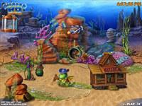 Free Fishdom H2O Screensaver by Playrix