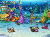 Free Fishdom 2 Screensaver by Playrix
