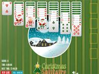 Christmas Yukon Solitaire