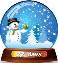 Snowman Snow Globe screenshot medium