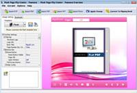 Flash Page Flip Creator - freeware