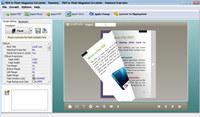 Free PDF to Flash Magazine Converter
