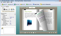 Flash Page Flip Maker - freeware
