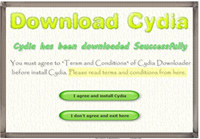Cydia Download screenshot medium