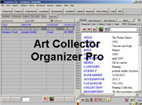 Art Collector Organizer Pro screenshot medium