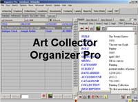 Art Collector Organizer Pro