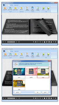 Flipping Book 3D for PPT