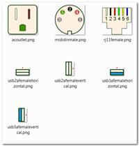Connectors screenshot medium
