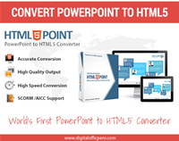 PowerPoint to HTML5 Converter