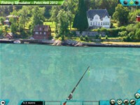 Fishing Simulator 2012 - Petri Heil