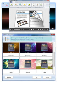 Free Flash Page Flip 3D - freeware