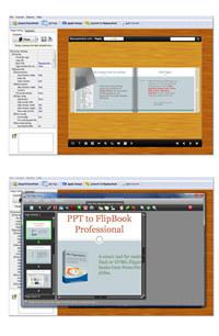 PPT to FlipBook Professional screenshot medium