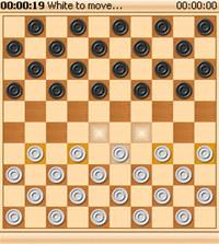 Portamind International checkers