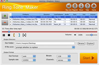 AimOne Ringtone Maker for Mac