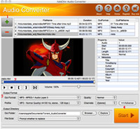 AimOne Audio Converter for Mac