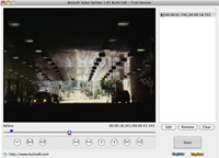 Boilsoft Video Splitter for Mac screenshot medium