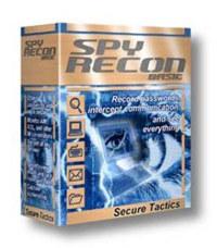 SpyRecon screenshot medium