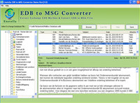 Exchange EDB to MSG Recovery
