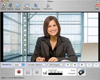 Debut Free Mac Screen Recorder and Video Capture Software screenshot medium