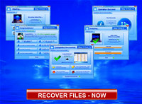 Recover Lost Music, MP3 and Audio screenshot medium
