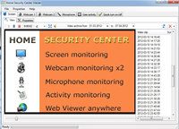 Home Security Center