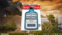 3D Page Flip Book Templates of mountain screenshot medium