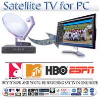 1 Satellite TV PC