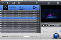 MacX Free DVD to iPod Ripper for Mac screenshot medium
