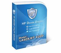 HP LASERJET 4200 Driver Utility