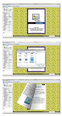 eBook to Flash Catalog