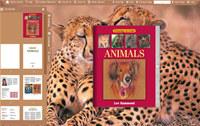 Flash Catalog Templates Animal Love
