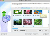 FlashPhoenix Photo Recovery for Mac