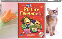 Flash Flip Book Theme of Pets
