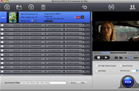 MacX Free DVD to FLV Converter for Mac screenshot medium