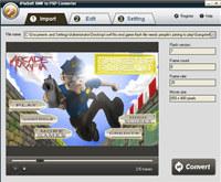 iPixSoft SWF to PSP Converter