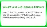 Weight Loss Made Easy Self-Hypnosis Program