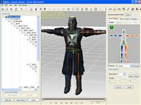 Reallusion iClone 3DXchange screenshot medium