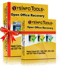 SysInfoTools OpenOffice Recovery Tool