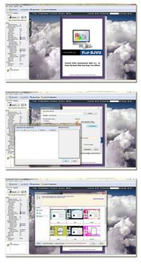 PageFlip DjVu to Flash