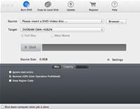 Magic DVD Copier for Mac