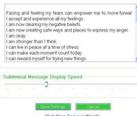 Depression Self Help Program