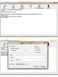 PageFlip Free PDF to Text screenshot medium