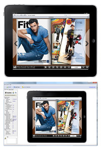 FlipBook Creator for iPad screenshot medium