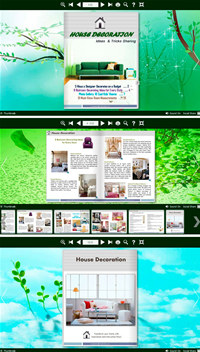 Flipbook_Themes_Package_Neat_Green