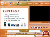 XFreesoft Mac DVD Backup Copier